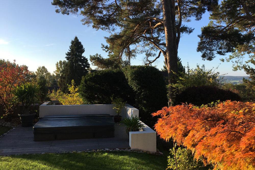Whirlpool Herbststimmung