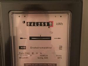 Whirlpool Stromverbrauch