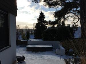 Stromverbrauch im Winter